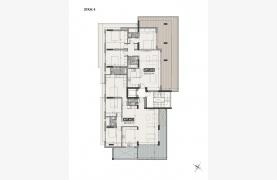 Hortensia Residence. Элитная 3-Спальная Квартира 203 возле Моря - 45