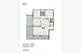 Hortensia Residence. Элитная 3-Спальная Квартира 203 возле Моря - 46