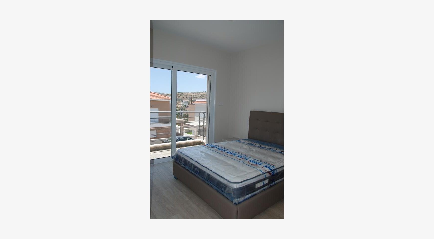 Новый 2-Спальный Дом с Видом на Море и Горы в Месовуния - 5