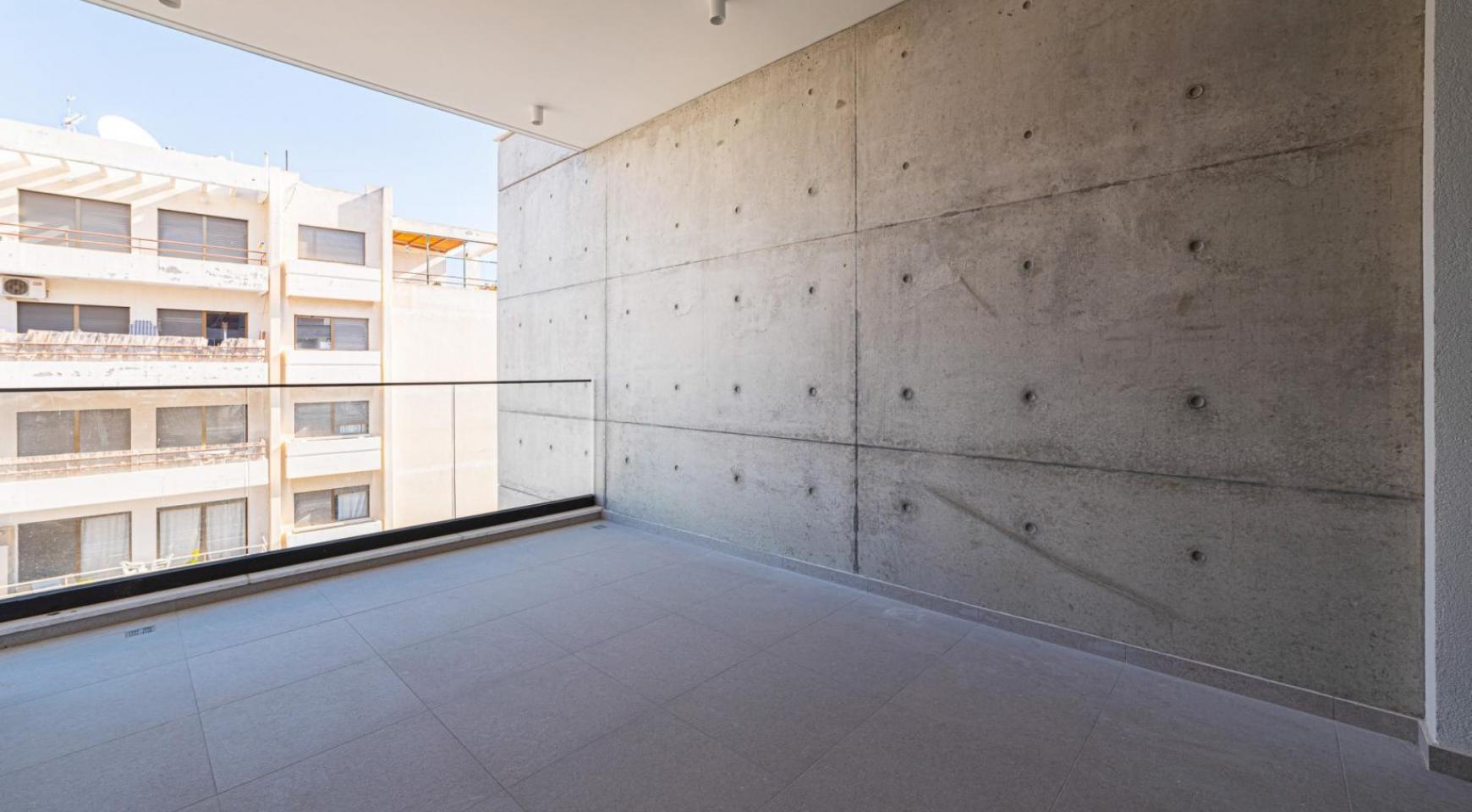Hortensia Residence, Кв. 201. 2-Спальная Квартира в Новом Комплексе возле Моря - 28