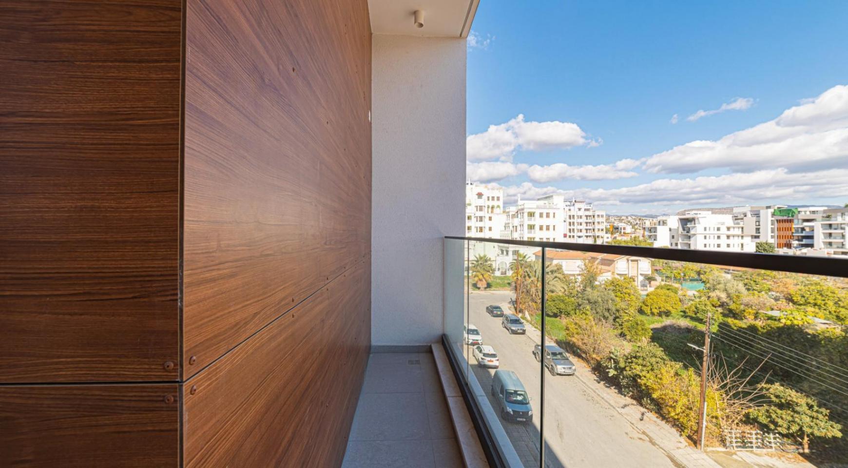 Hortensia Residence, Кв. 302. 2-Спальная Квартира в Новом Комплексе возле Моря - 30