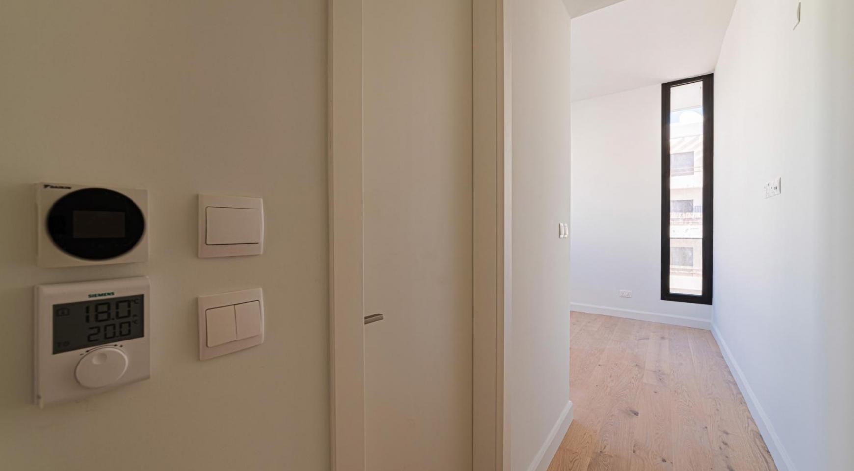 Hortensia Residence, Кв. 302. 2-Спальная Квартира в Новом Комплексе возле Моря - 40