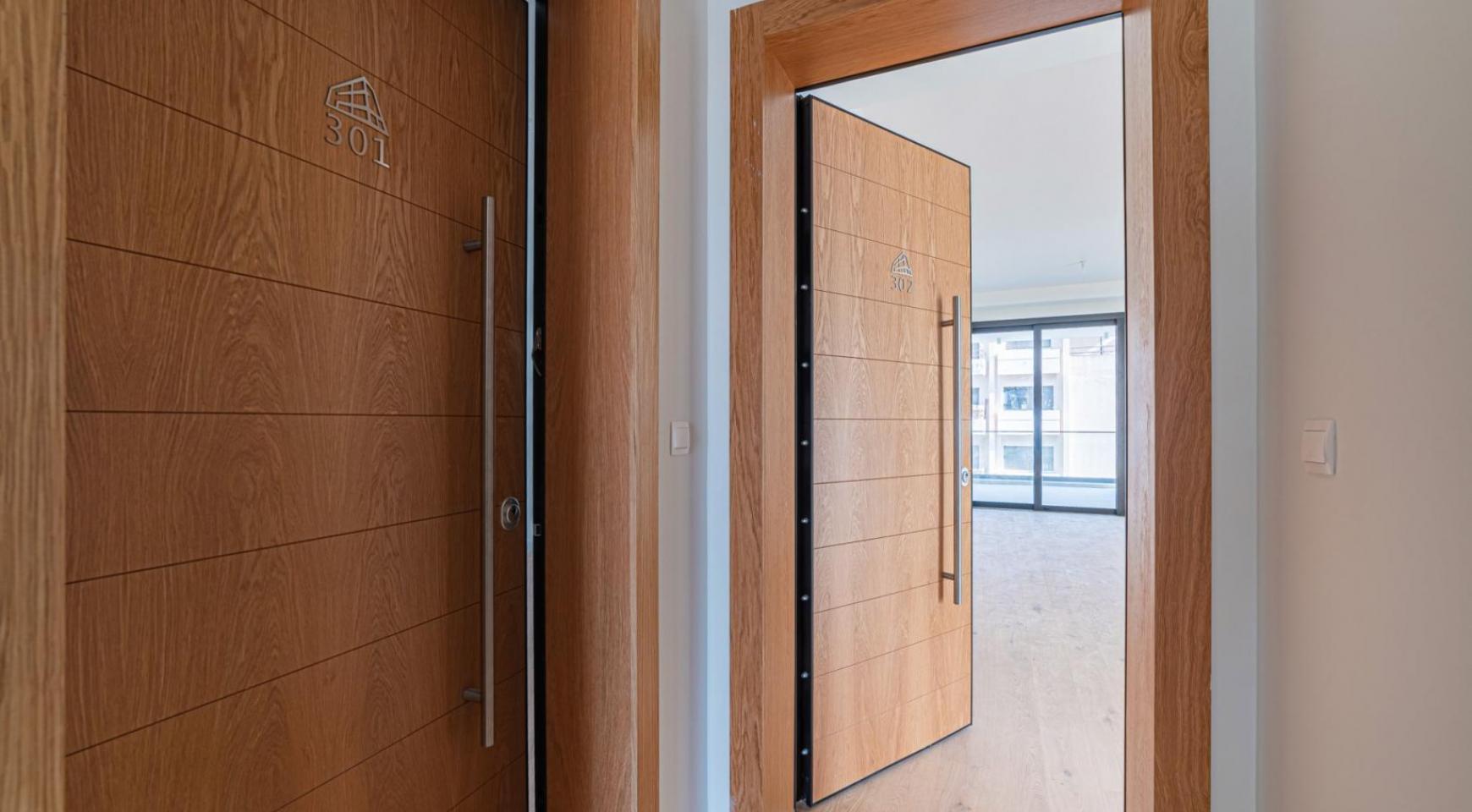 Hortensia Residence, Кв. 302. 2-Спальная Квартира в Новом Комплексе возле Моря - 17