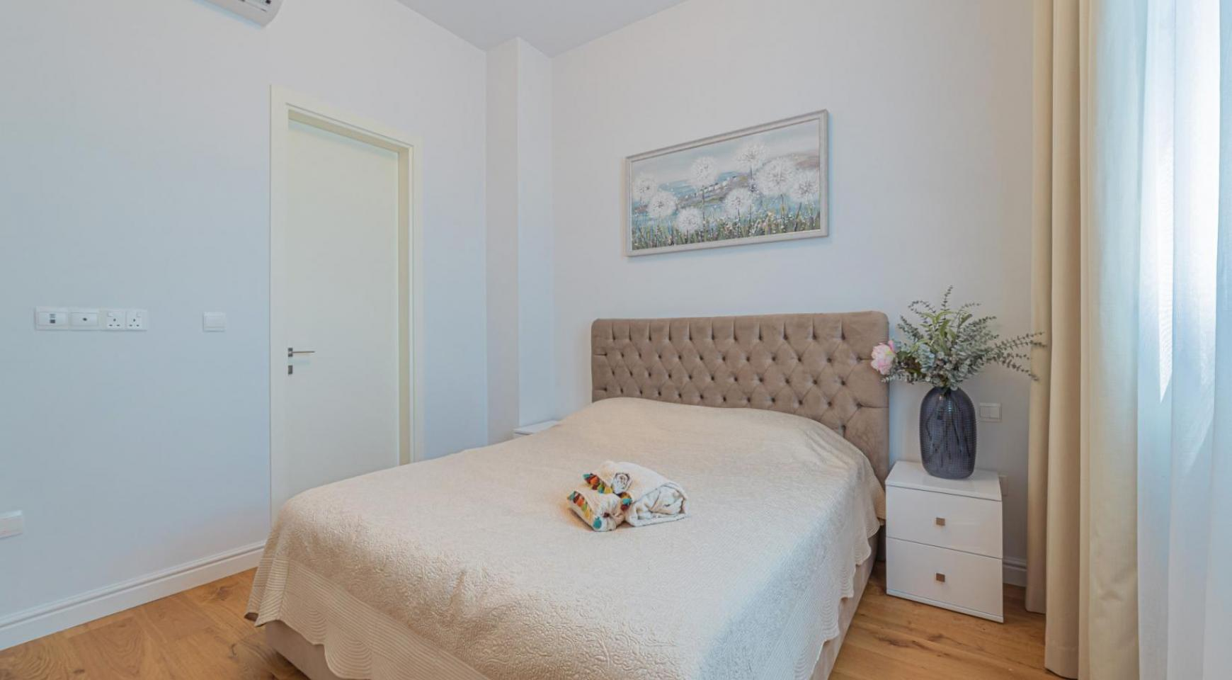 Hortensia Residence, Кв. 302. 2-Спальная Квартира в Новом Комплексе возле Моря - 62