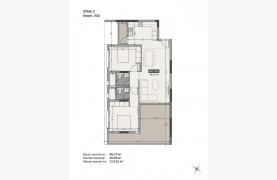 Hortensia Residence, Кв. 302. 2-Спальная Квартира в Новом Комплексе возле Моря - 131