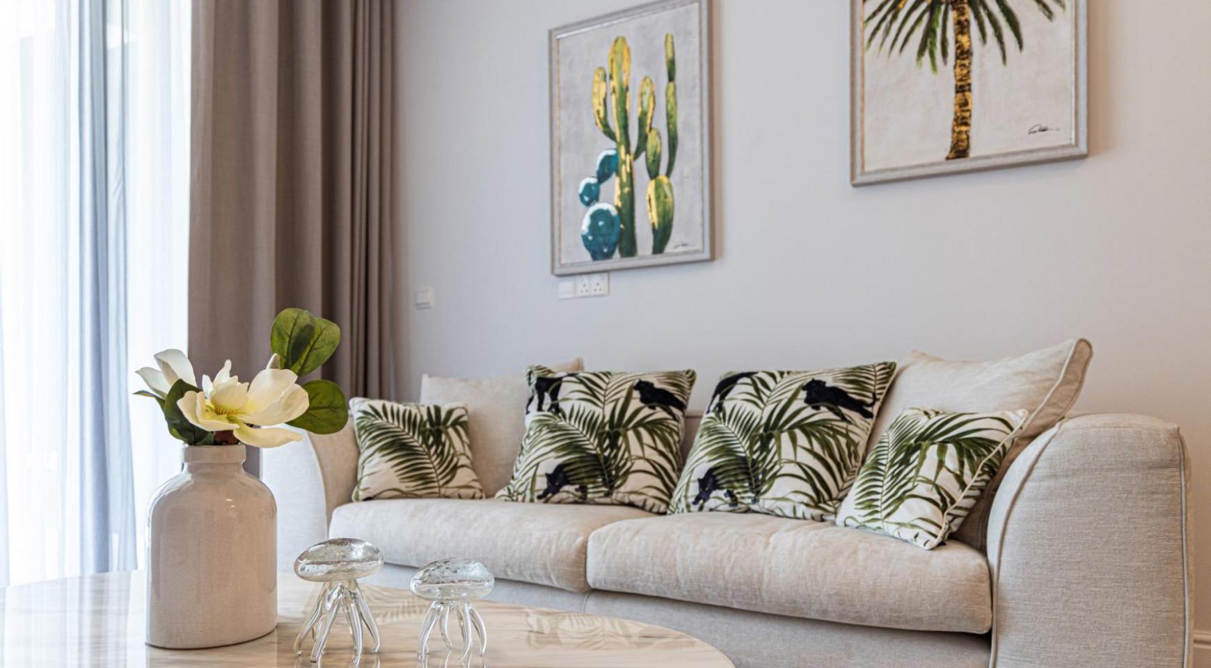 Hortensia Residence, Кв. 301. 2-Спальная Квартира в Новом Комплексе возле Моря - 53