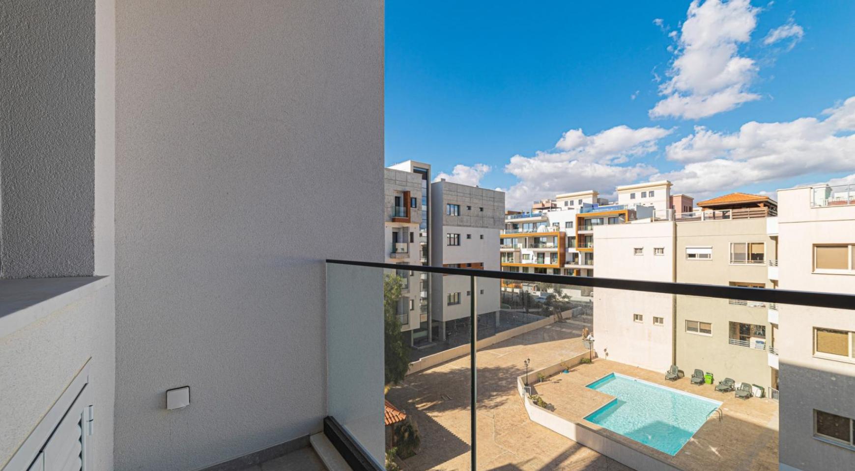Hortensia Residence, Кв. 301. 2-Спальная Квартира в Новом Комплексе возле Моря - 27