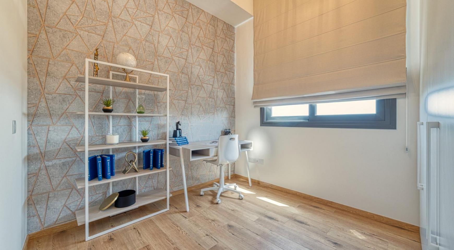 Urban City Residences, Кв. C 202. 2-Спальная Квартира в Новом Комплексе в Центре Города - 36