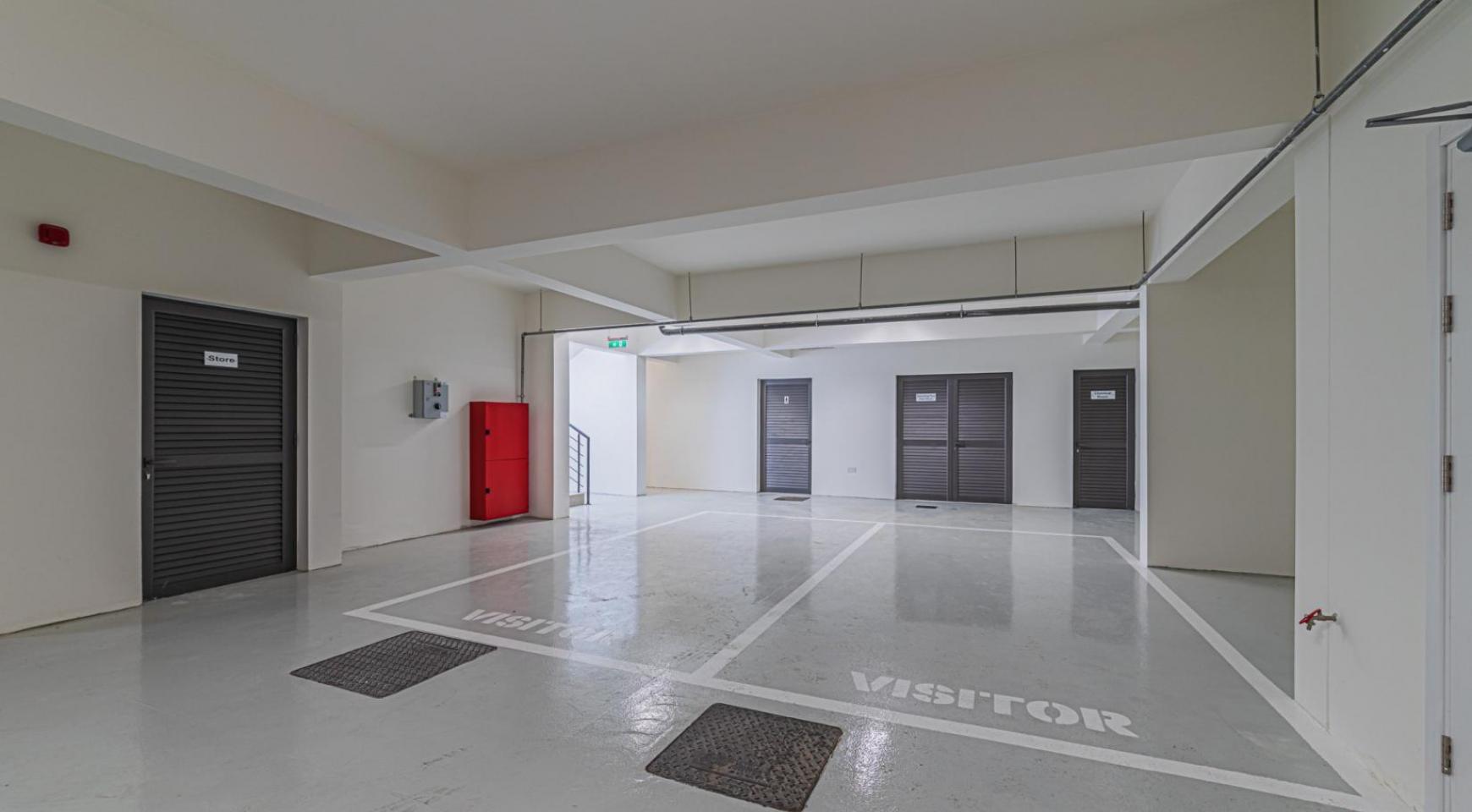 Urban City Residences, Кв. C 402. 2-Спальная Квартира в Новом Комплексе в Центре Города - 16