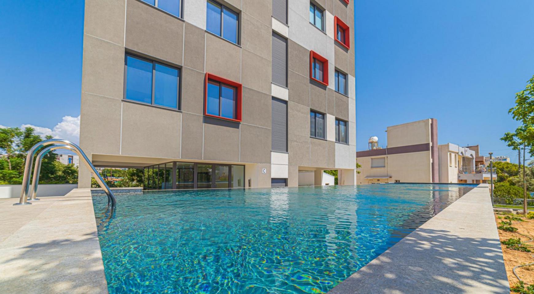 Urban City Residences, Кв. C 502. 2-Спальная Квартира в Новом Комплексе в Центре Города - 10