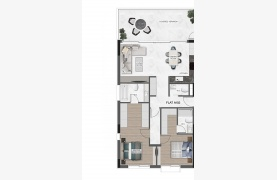 Urban City Residences, Block C. Новая Просторная 2-Спальная Квартира 502 в Центре Города - 87