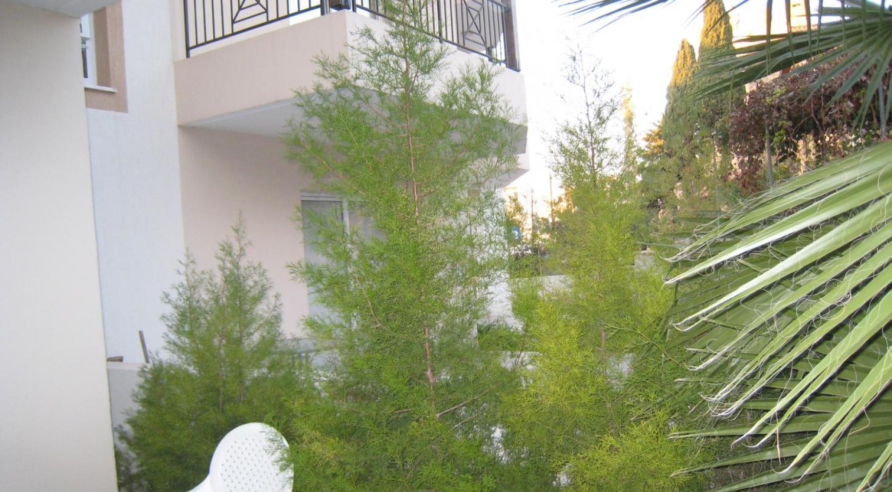 Квартира на Первом Этаже с Собственным Садом - 10