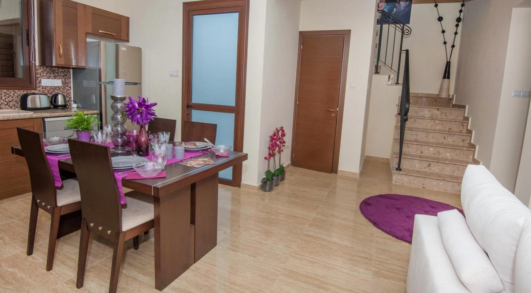 Новая 4-Спальная Вилла на Берегу Моря в Районе Ayia Thekla - 8