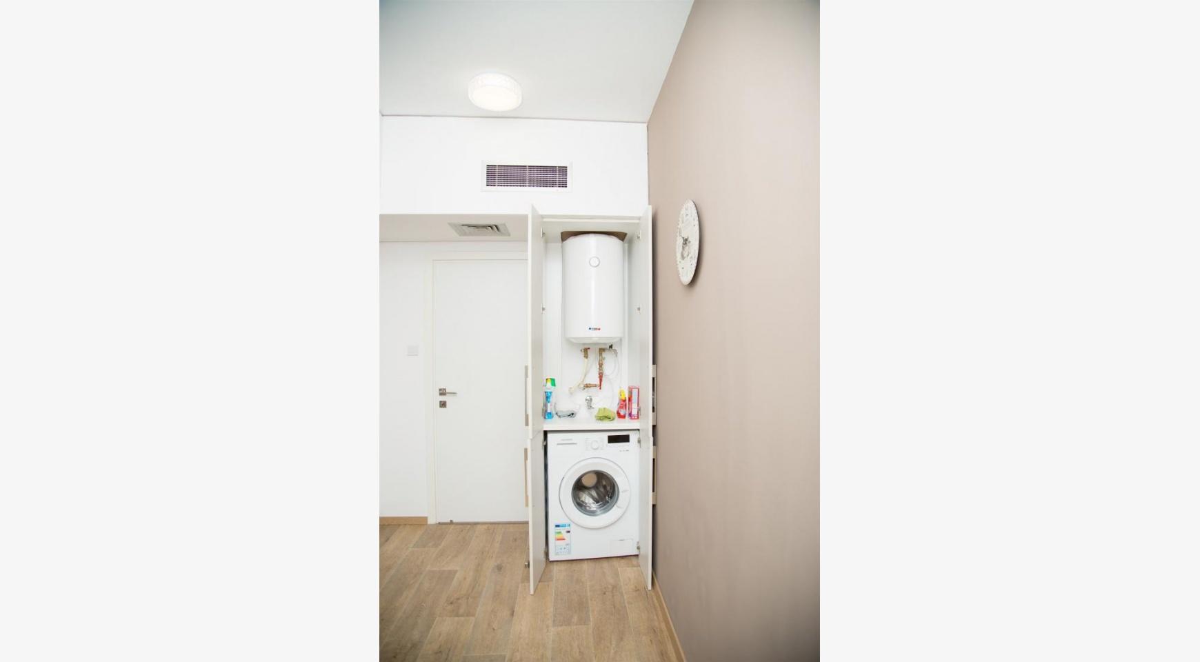 Полностью Отремонтированная 3-Спальная Квартира Класса Люкс на Первой Линии от Моря - 14