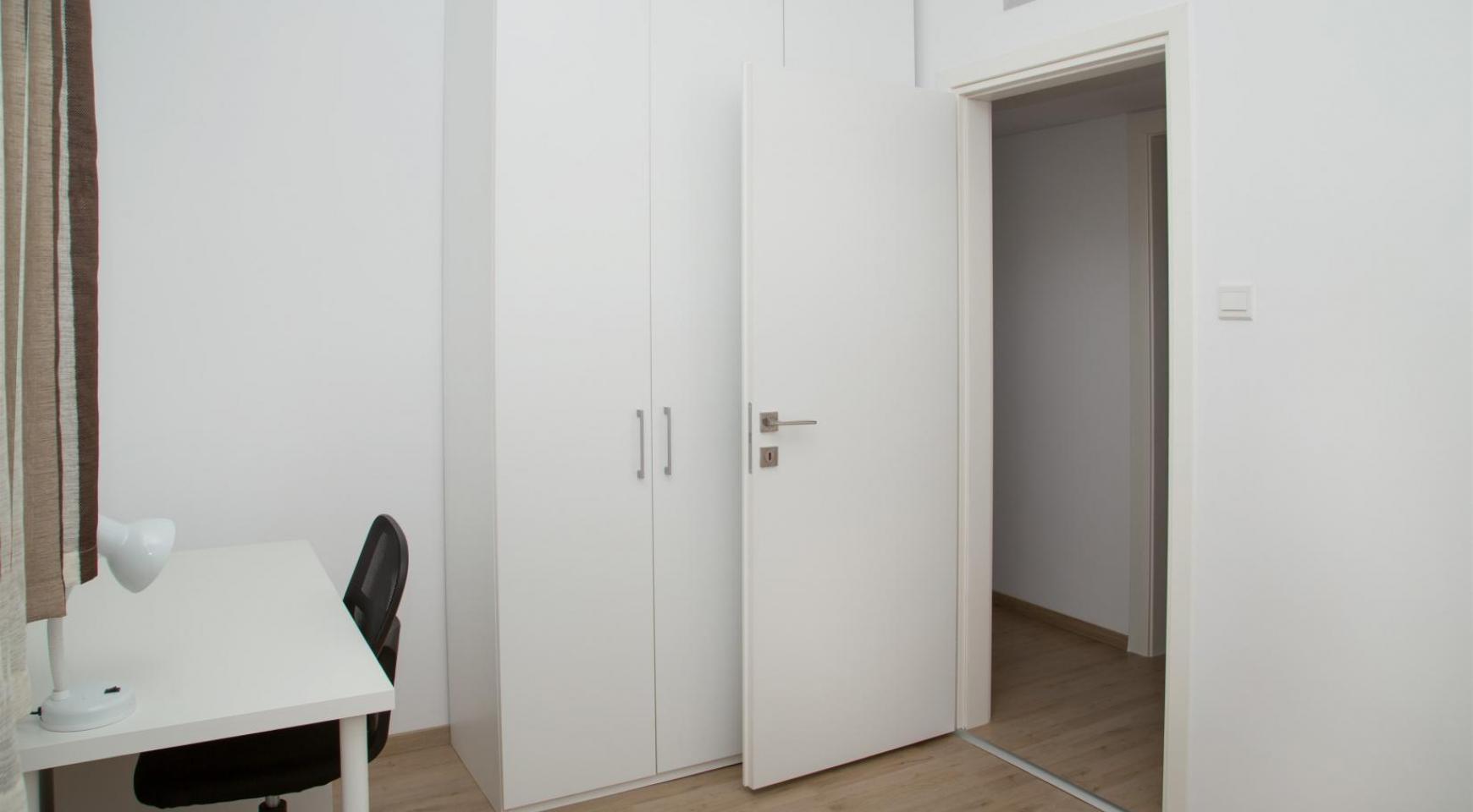 Полностью Отремонтированная 3-Спальная Квартира Класса Люкс на Первой Линии от Моря - 22