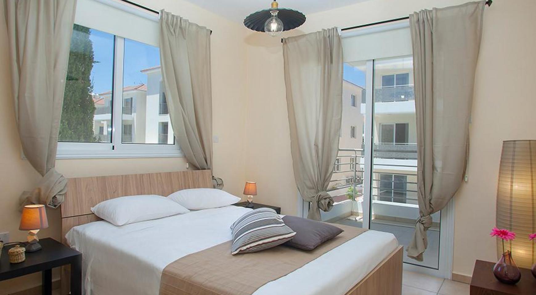 Новая 2-Спальная Квартира в Районе Kapparis - 5