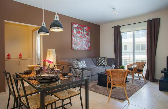 Новая 2-Спальная Квартира в Районе Kapparis