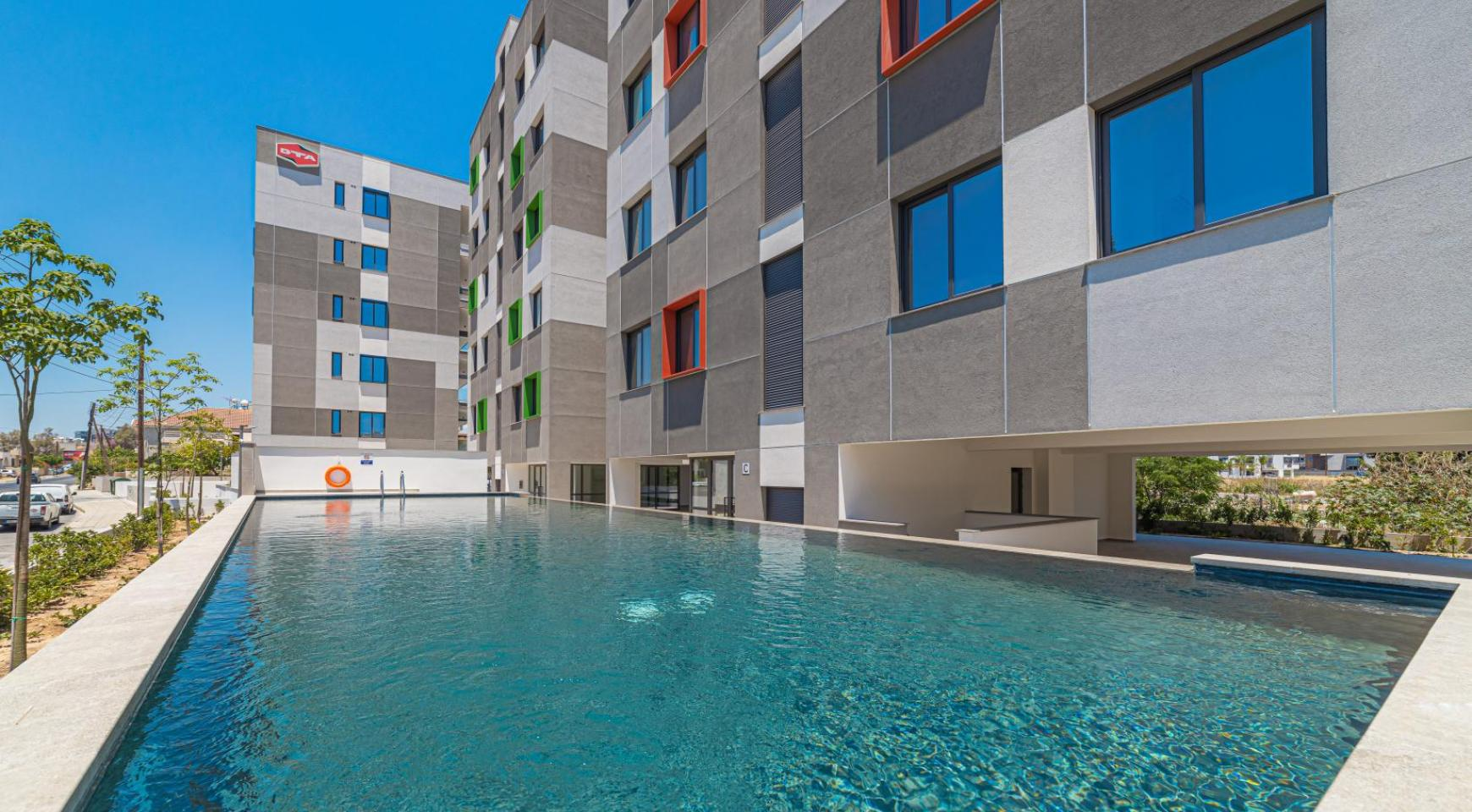 Urban City Residences, Кв. A 201. 3-Спальная Квартира в Новом Комплексе в Центре Города - 10