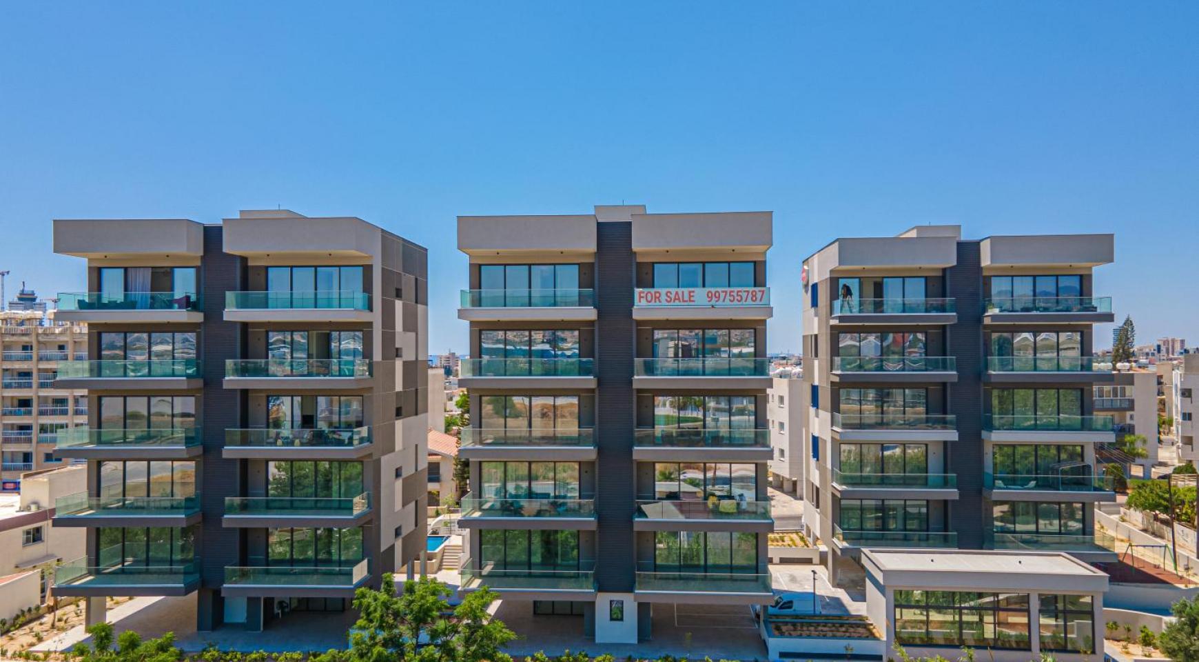 Urban City Residences, Кв. A 201. 3-Спальная Квартира в Новом Комплексе в Центре Города - 1