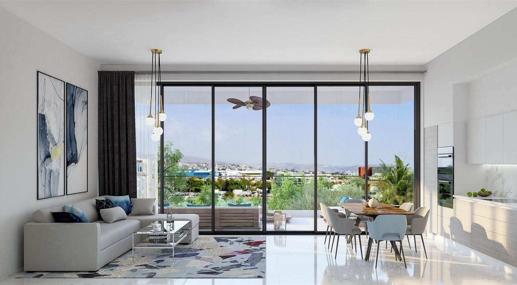 Urban City Residences, Apt. A 202. 2 Bedroom Apartment within a New Complex in the City Centre - 20