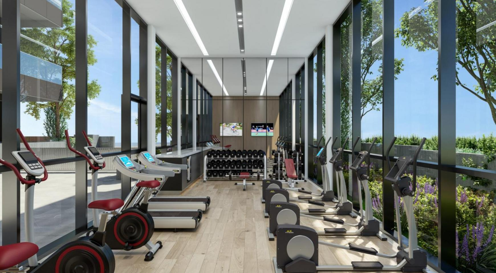 Urban City Residences, Apt. A 202. 2 Bedroom Apartment within a New Complex in the City Centre - 39