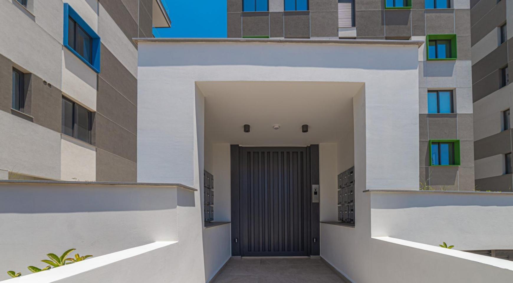 Urban City Residences, Кв. A 301. 3-Спальная Квартира в Новом Комплексе в Центре Города - 8