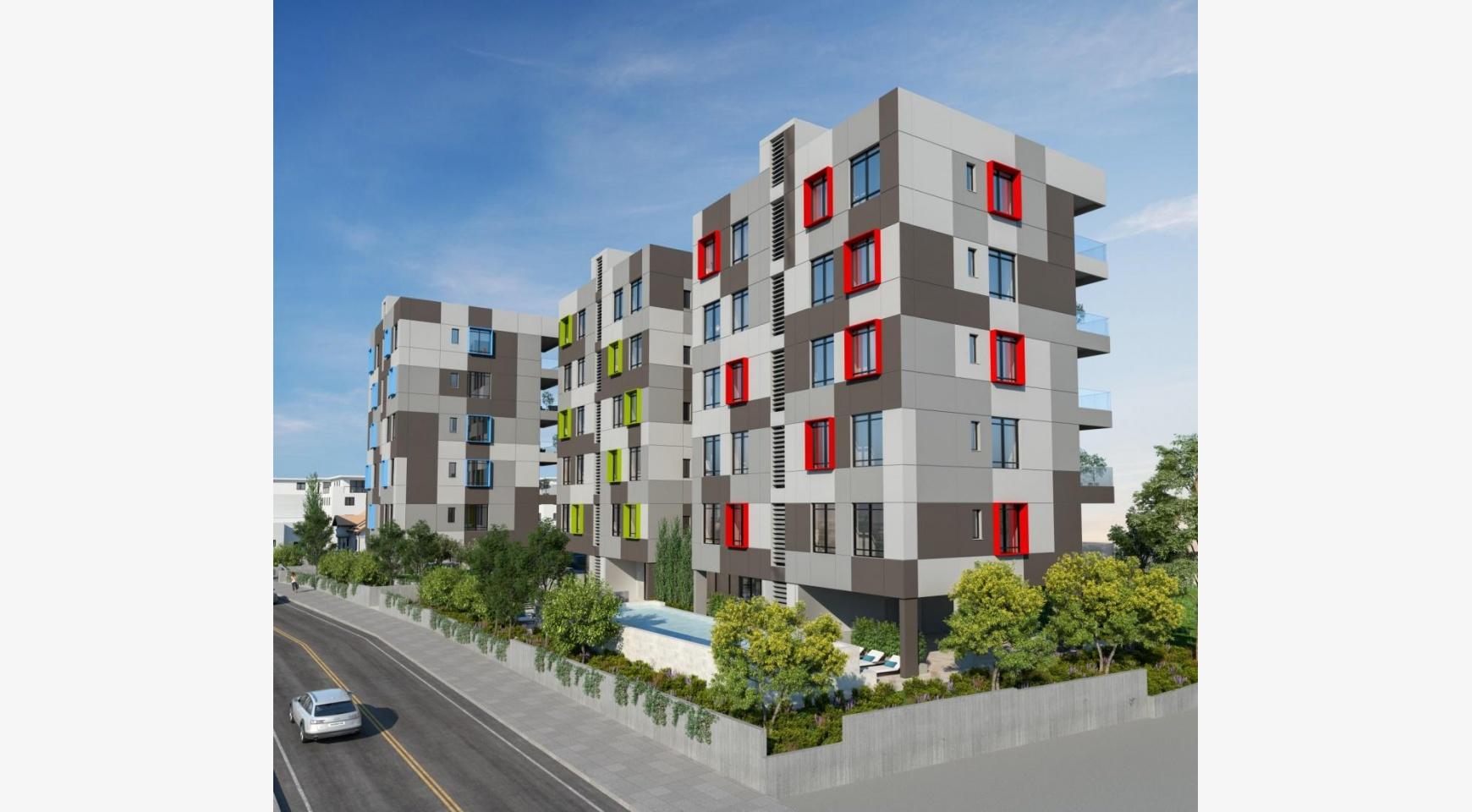 Urban City Residences, Block A. Новая Просторная 3-Спальная Квартира 501 в Центре Города - 34