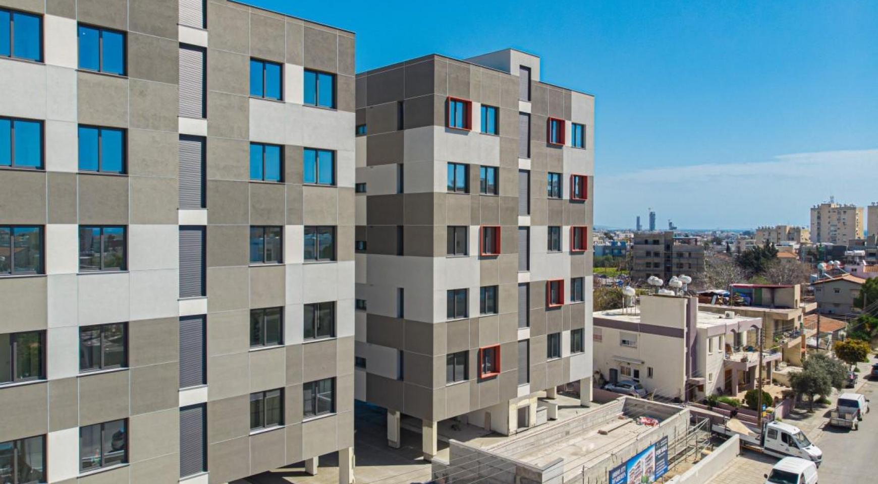 Urban City Residences, Block A. Новая Просторная 3-Спальная Квартира 501 в Центре Города - 4