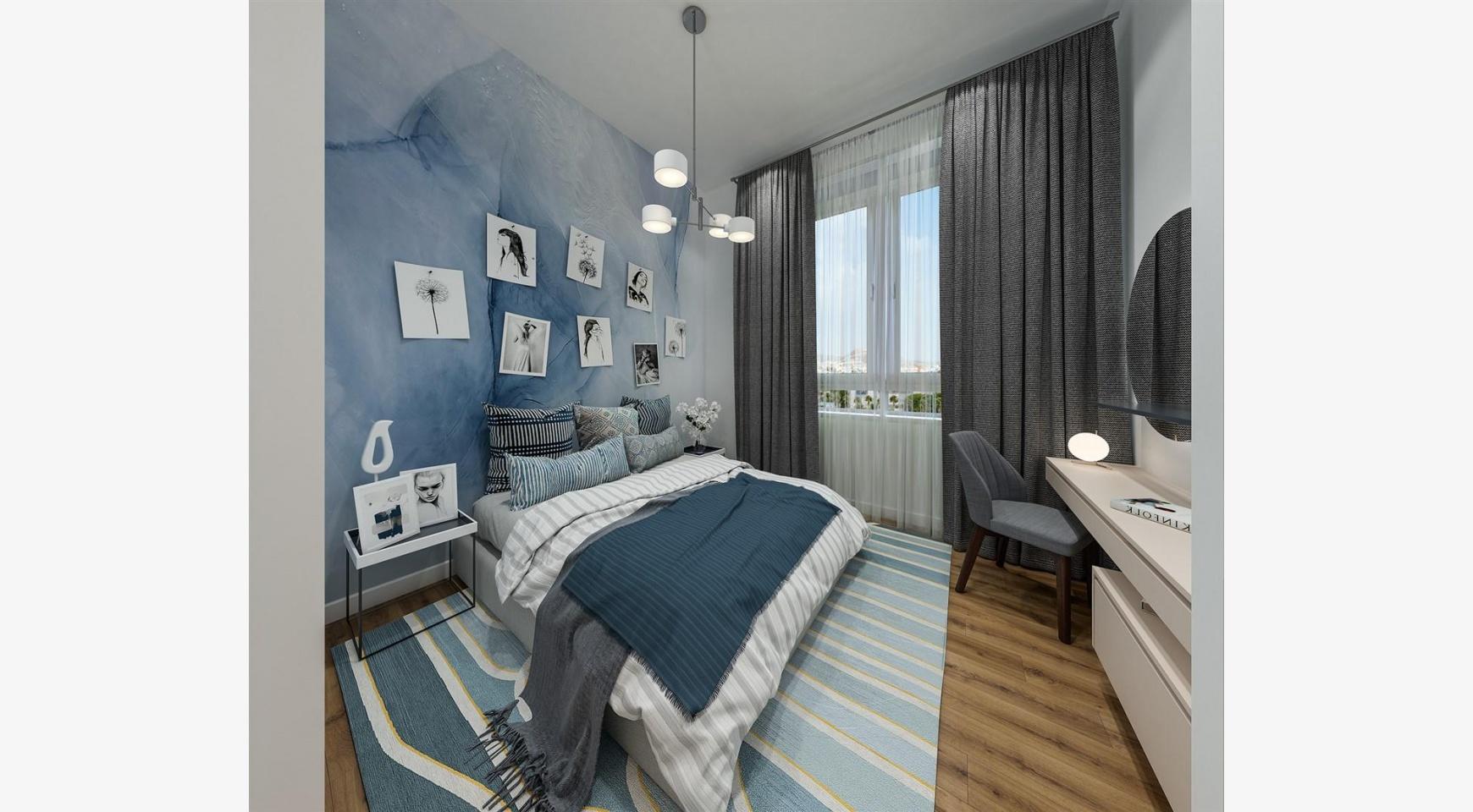 Urban City Residences, Block A. Новая Просторная 3-Спальная Квартира 501 в Центре Города - 26