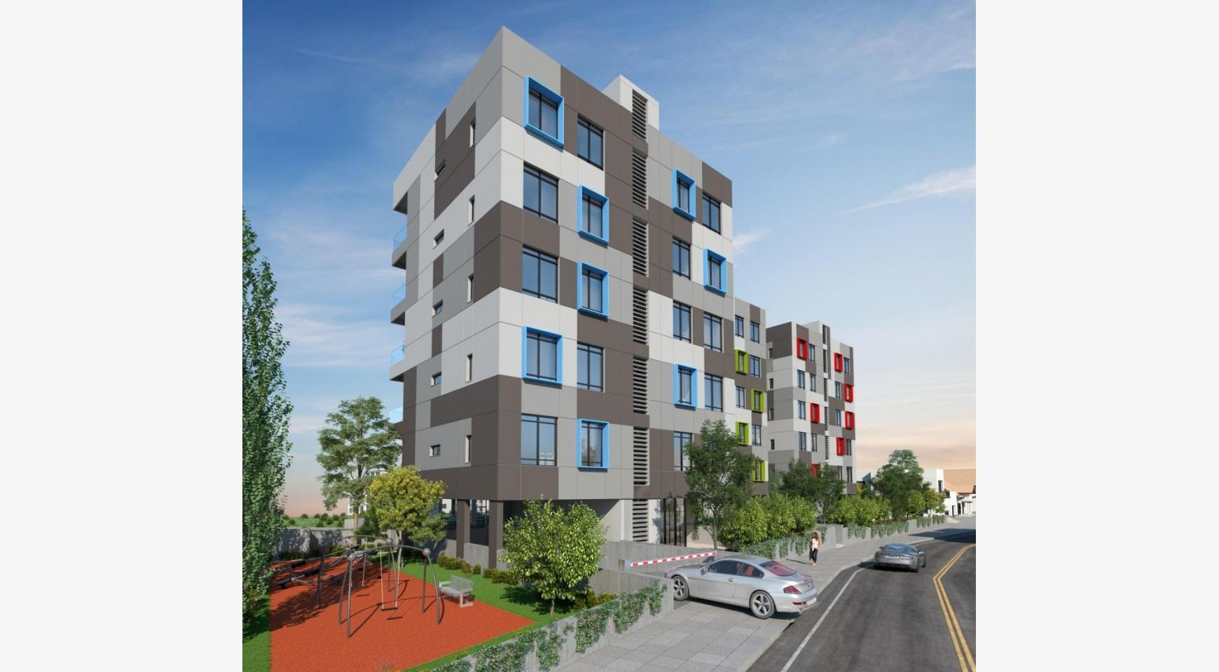 Urban City Residences, Block A. Новая Просторная 3-Спальная Квартира 501 в Центре Города - 35