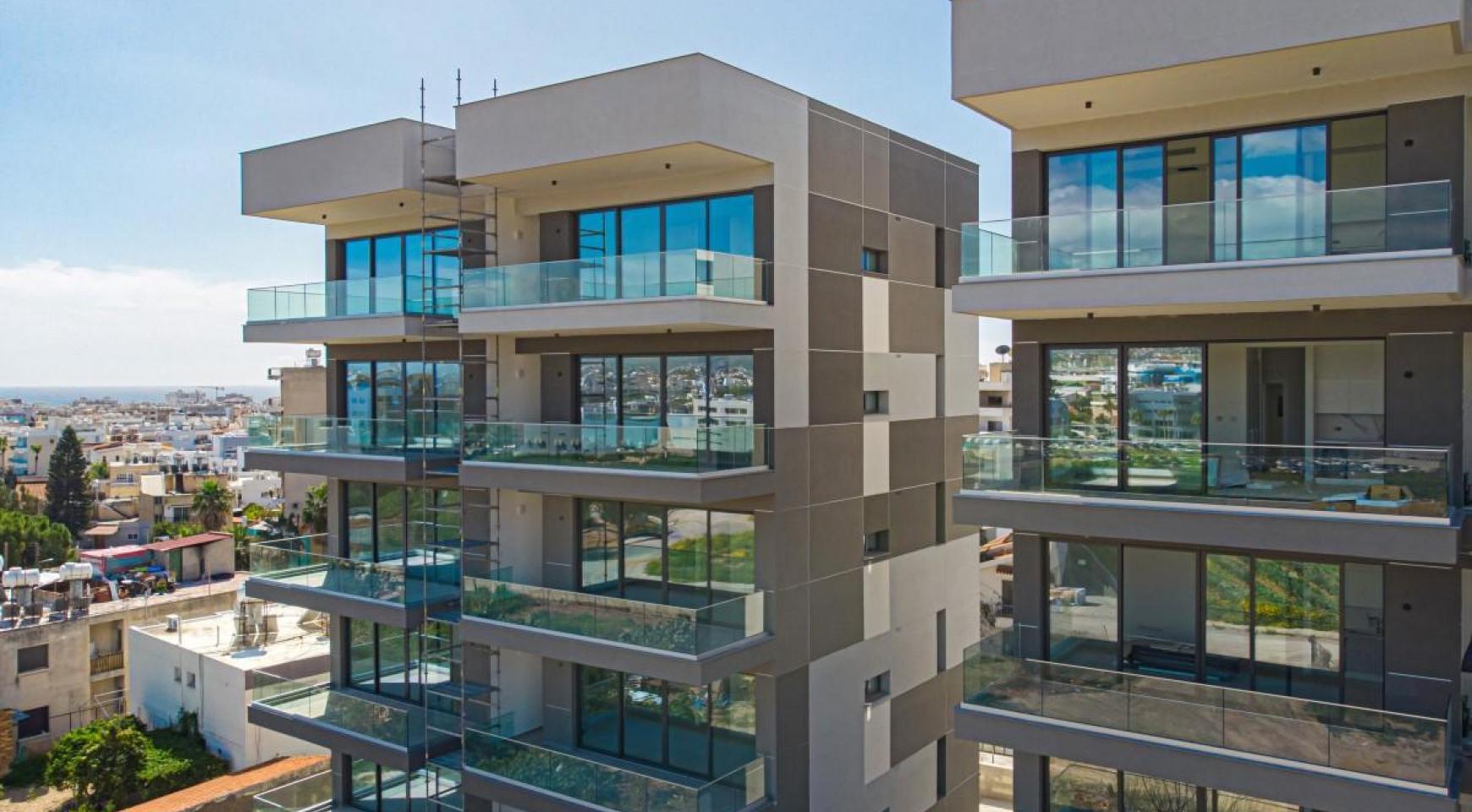 Urban City Residences, Block A. Новая Просторная 3-Спальная Квартира 501 в Центре Города - 1