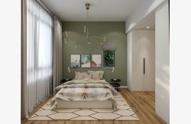 Urban City Residences, Block A. Новая Просторная 3-Спальная Квартира 501 в Центре Города - 69