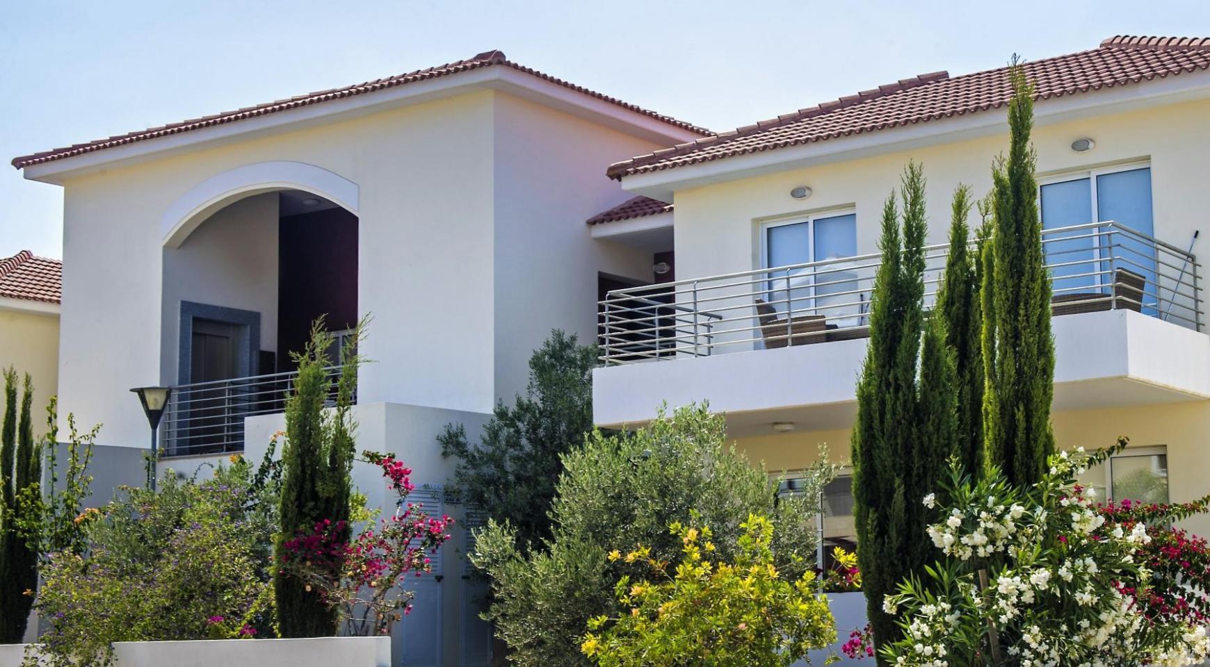 Новая 2-Спальная Квартира в Районе Kapparis - 33