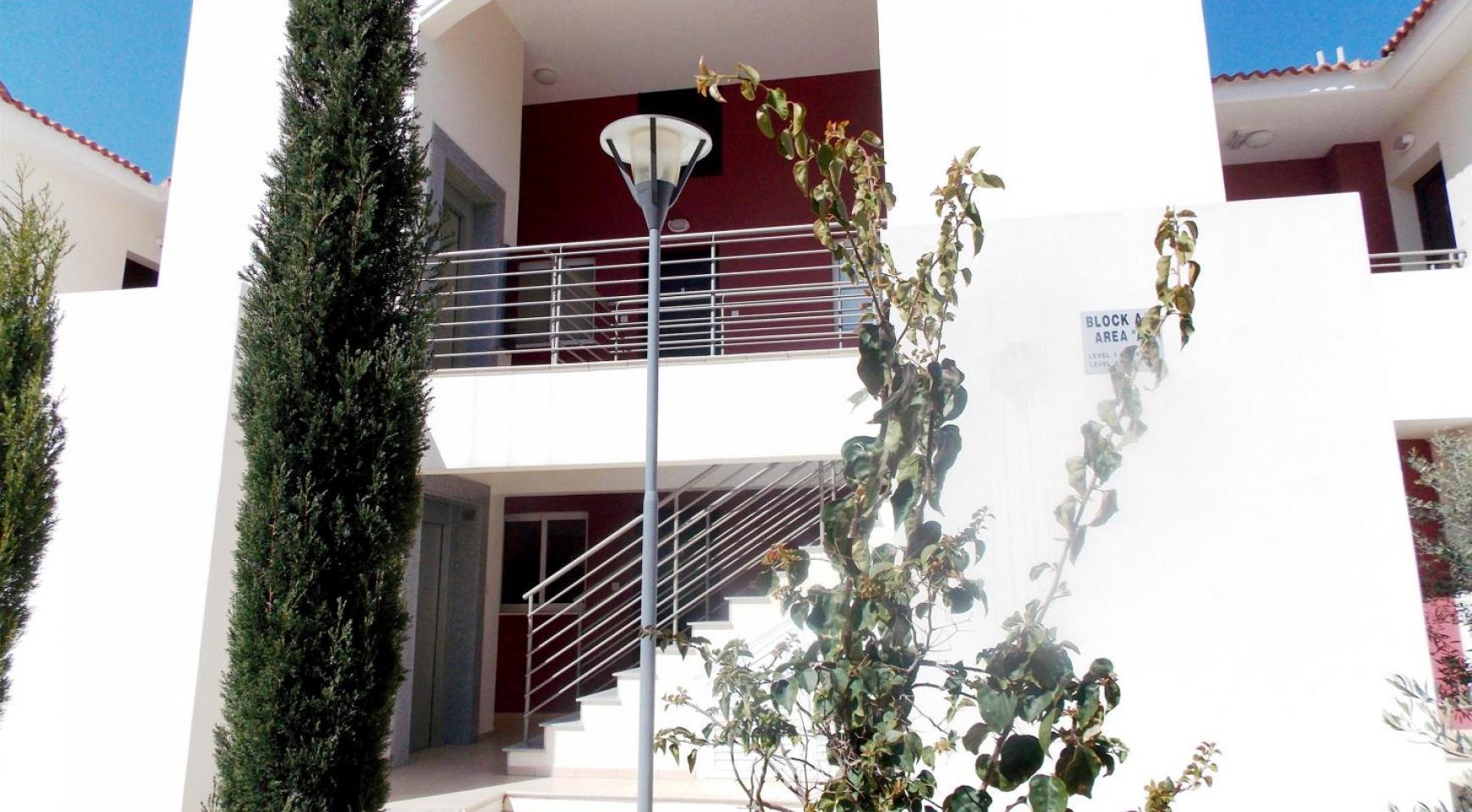 Новая 2-Спальная Квартира в Районе Kapparis - 37