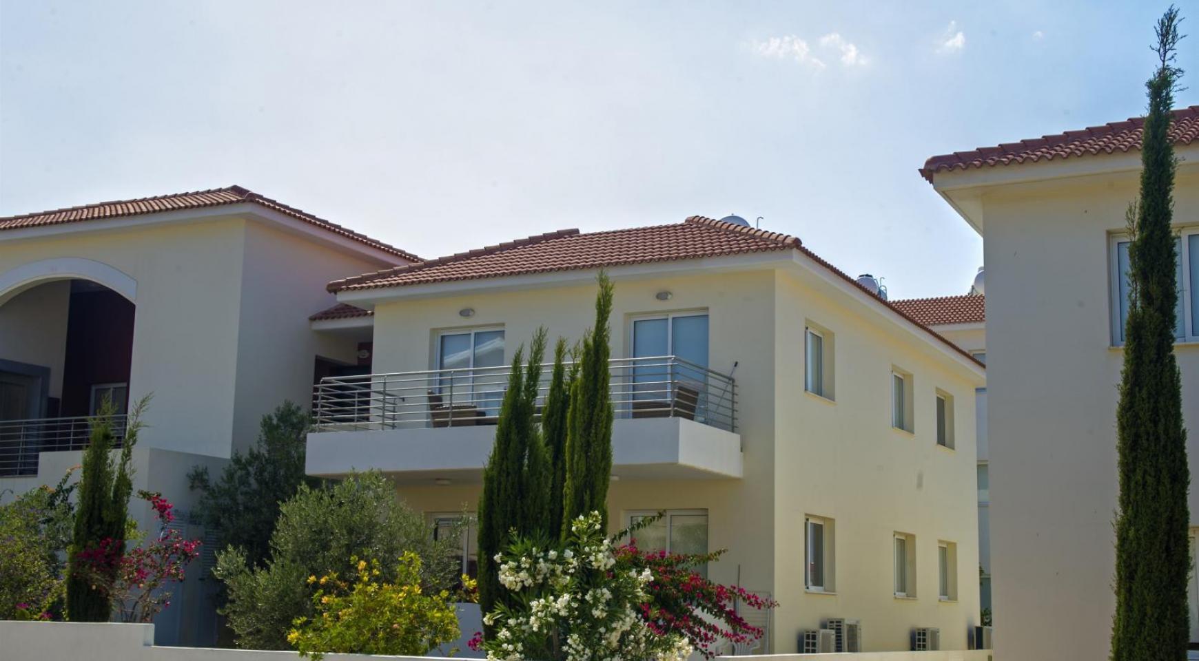 Новая 2-Спальная Квартира в Районе Kapparis - 34
