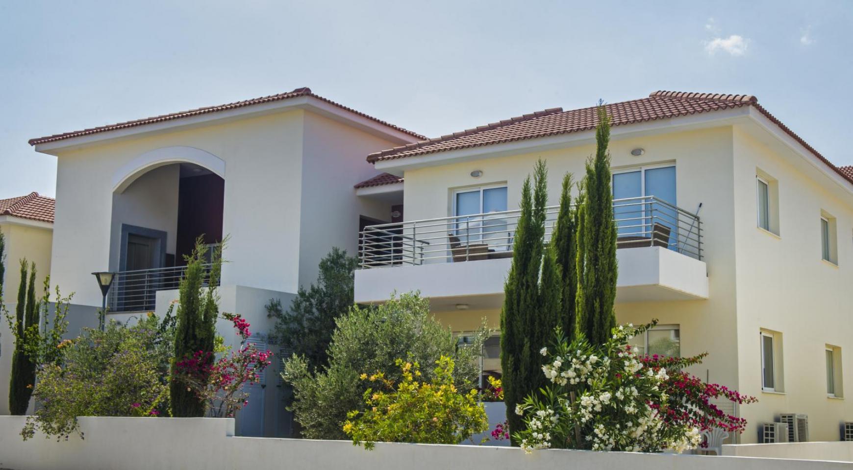 Новая 2-Спальная Квартира в Районе Kapparis - 36