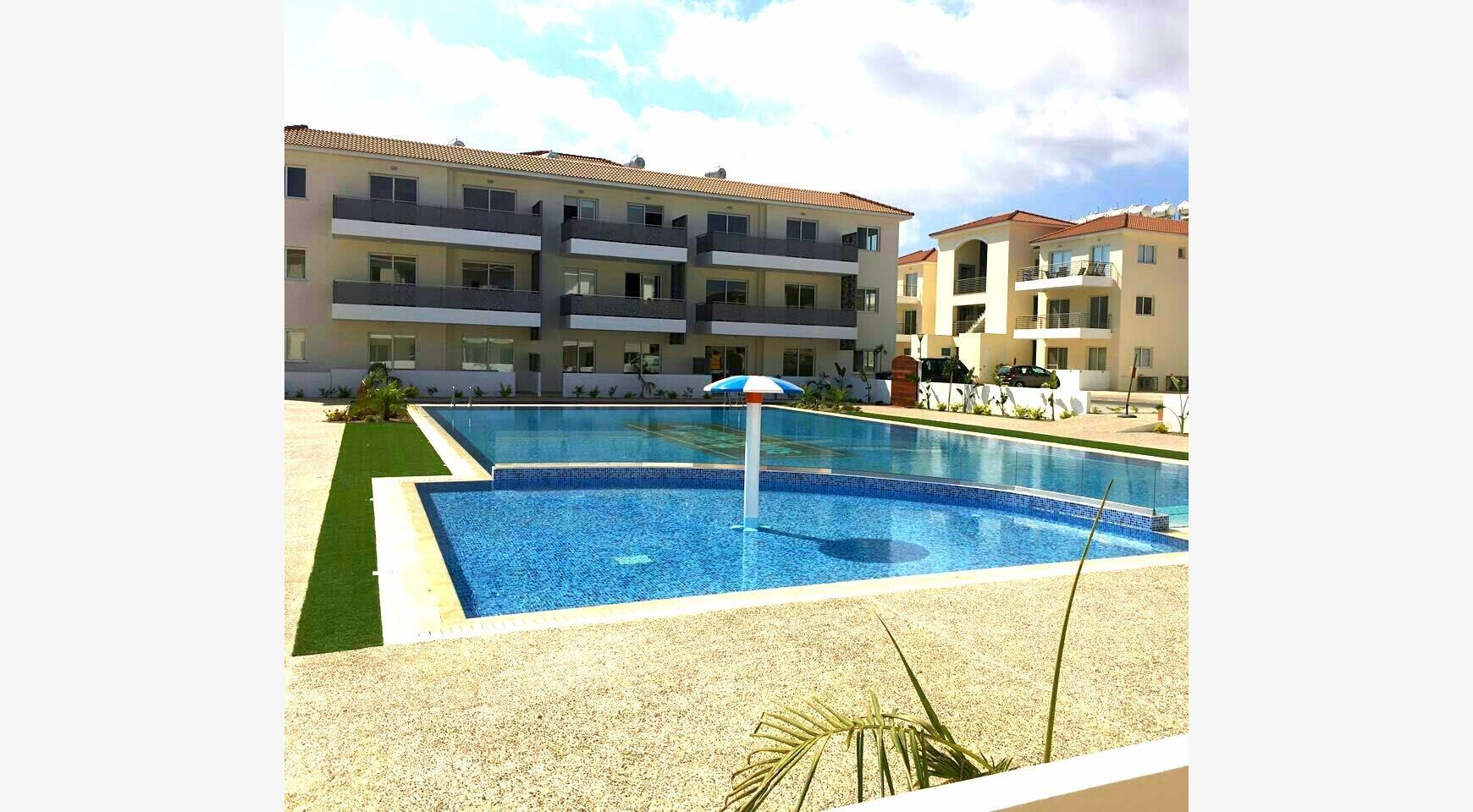 Новая 2-Спальная Квартира в Районе Kapparis - 31