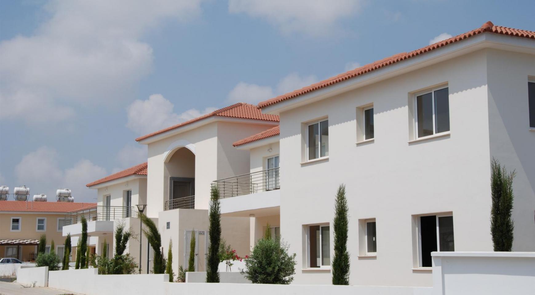 Новая 2-Спальная Квартира в Районе Kapparis - 35