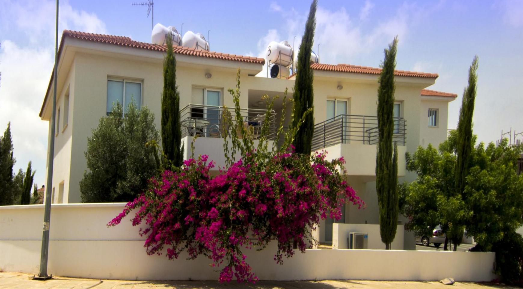 Новая 2-Спальная Квартира в Районе Kapparis - 38
