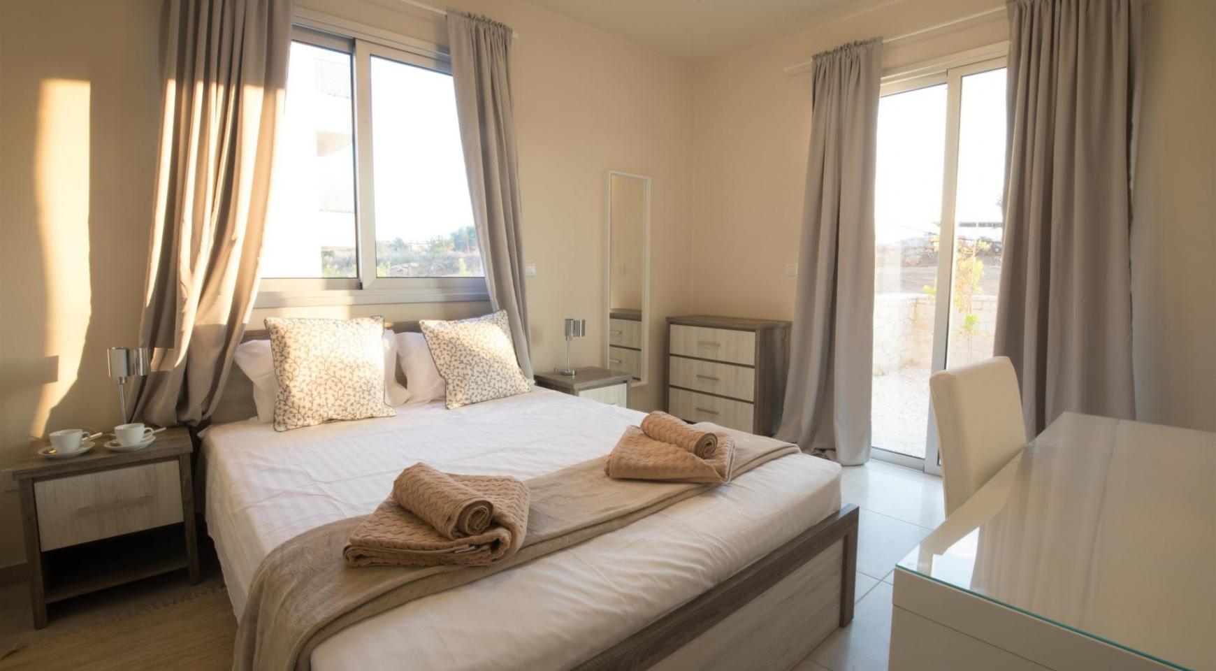 Новая 2-Спальная Квартира в Районе Kapparis - 11