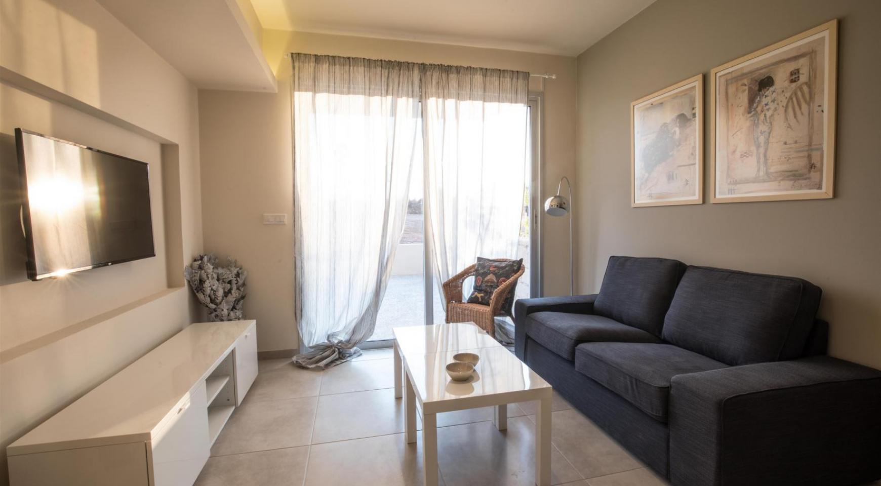 Новая 2-Спальная Квартира в Районе Kapparis - 3