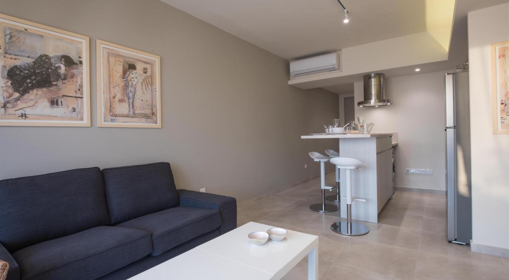 Новая 2-Спальная Квартира в Районе Kapparis - 2