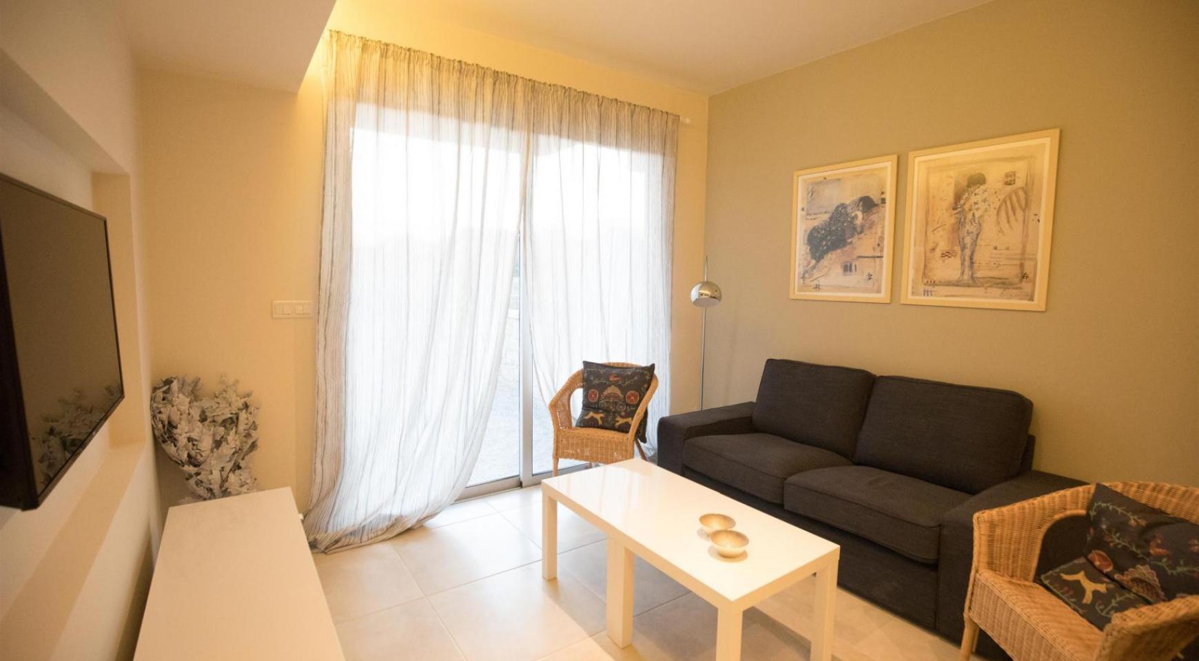 Новая 2-Спальная Квартира в Районе Kapparis - 7