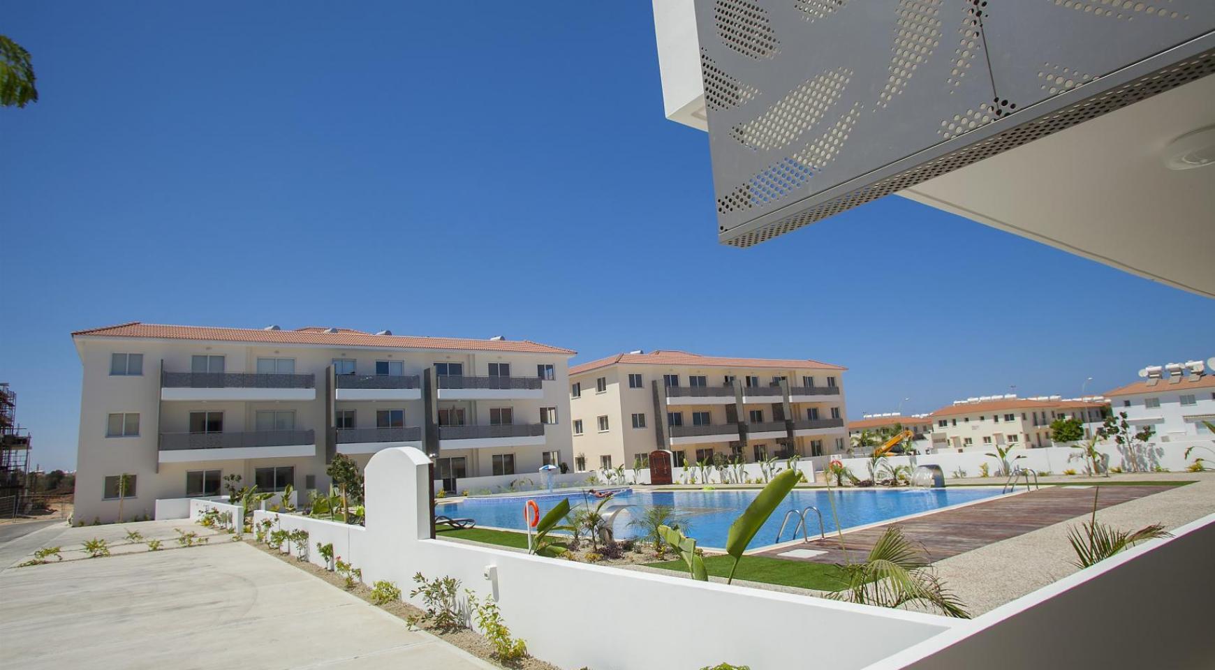 Новая 2-Спальная Квартира в Районе Kapparis - 24