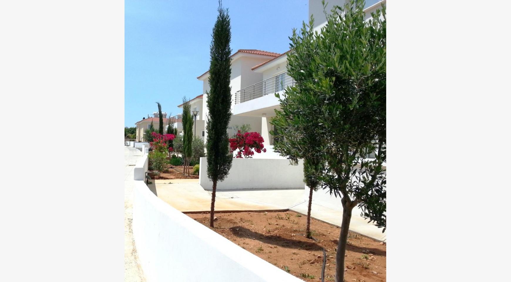 Новая 2-Спальная Квартира в Районе Kapparis - 32
