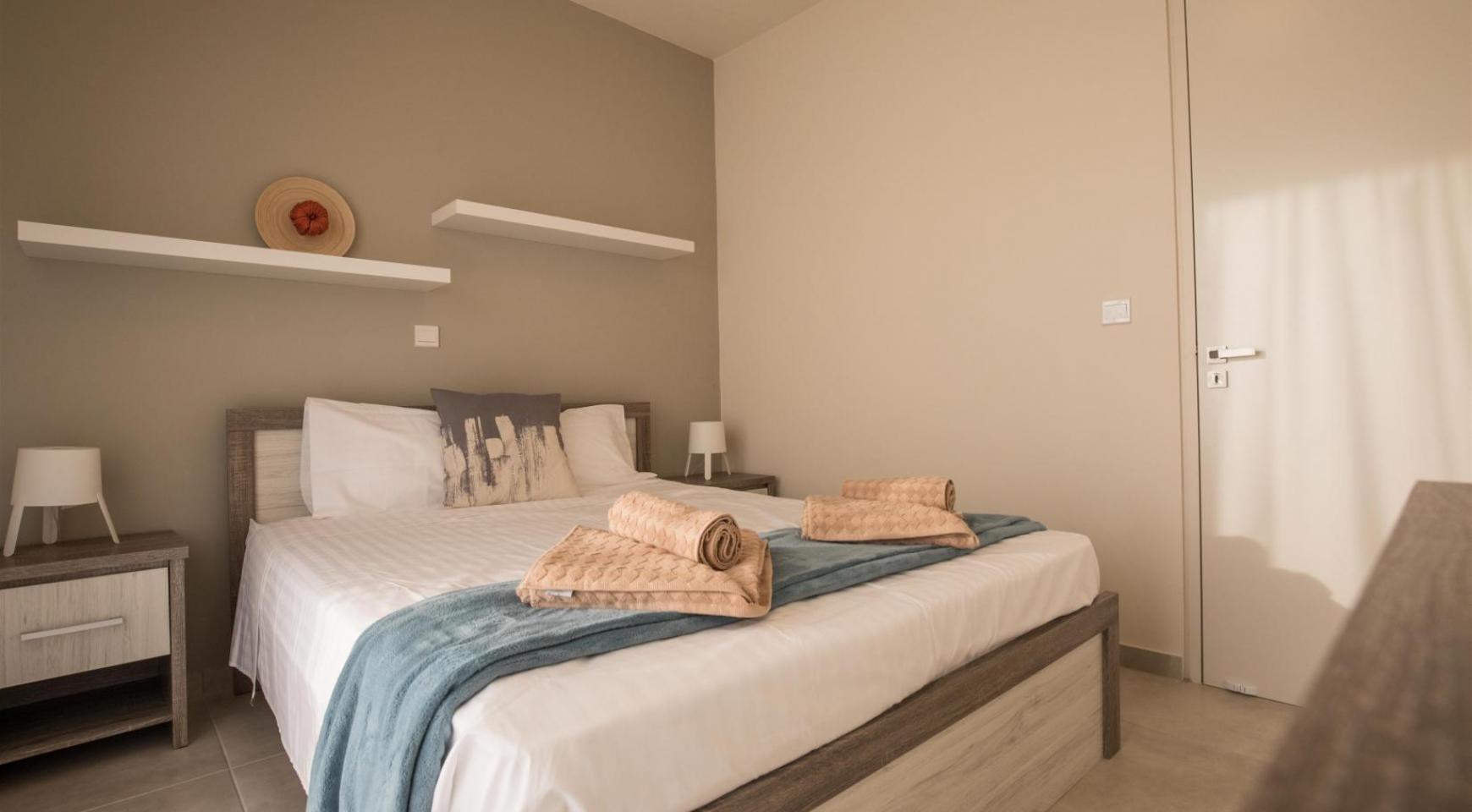 Новая 3-Спальная Квартира в Районе Kapparis - 10