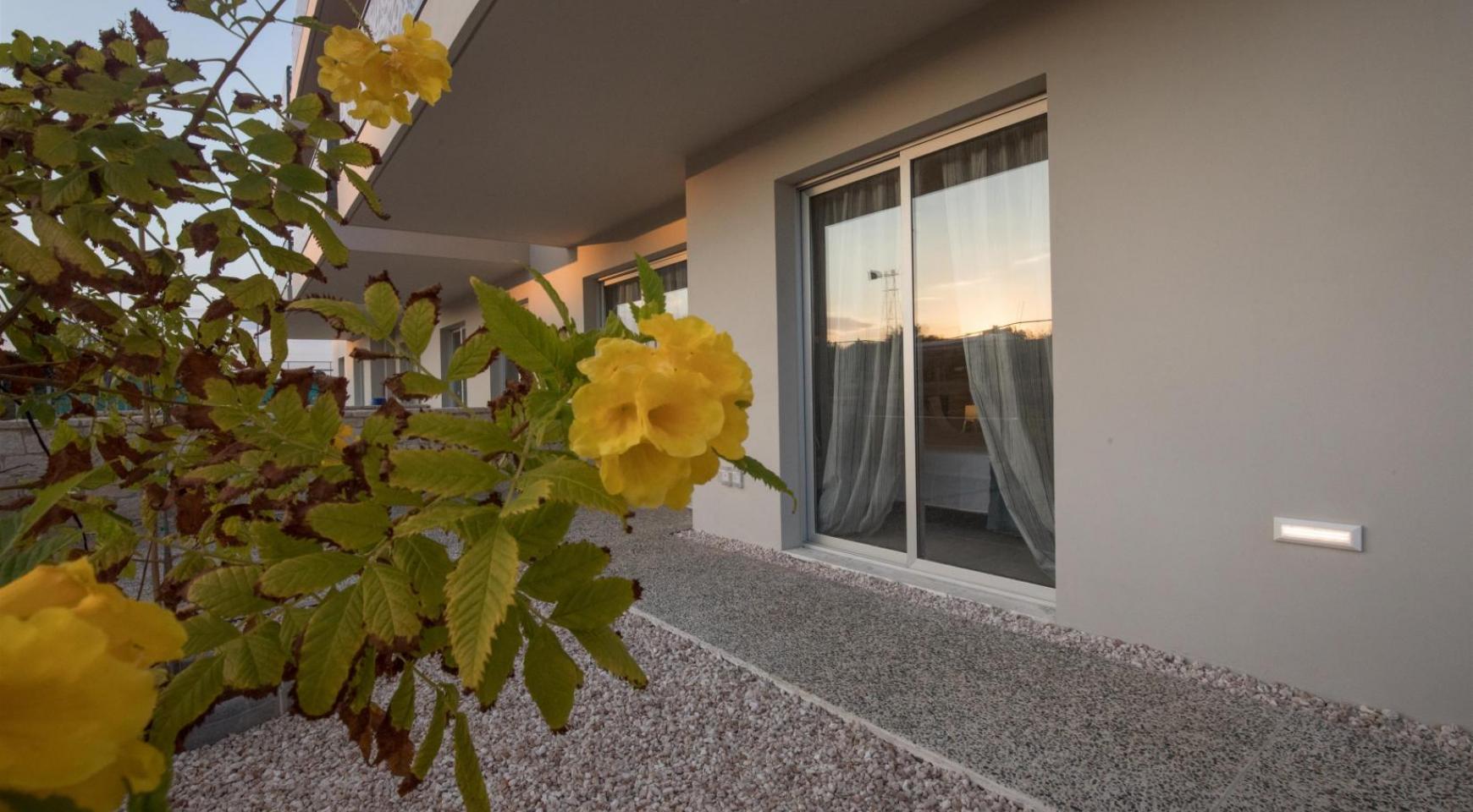 Новая 3-Спальная Квартира в Районе Kapparis - 15