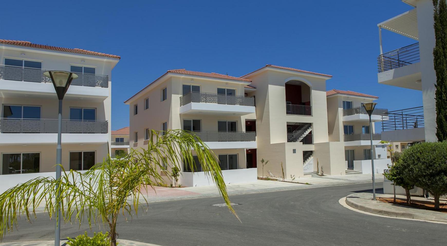 Новая 3-Спальная Квартира в Районе Kapparis - 21
