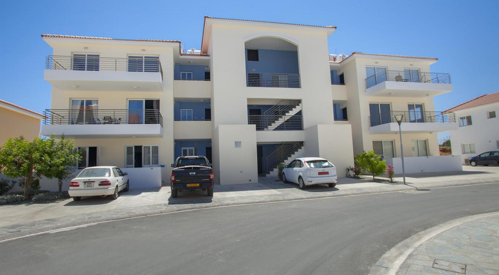 Новая 3-Спальная Квартира в Районе Kapparis - 30