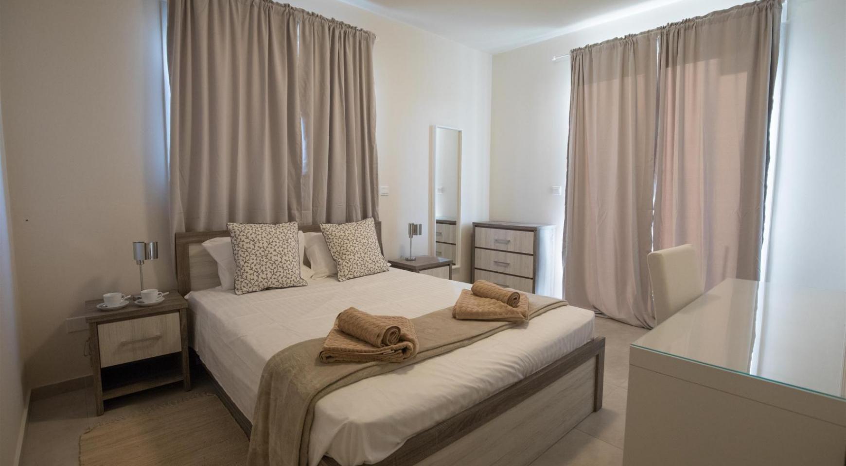 Новая 3-Спальная Квартира в Районе Kapparis - 13